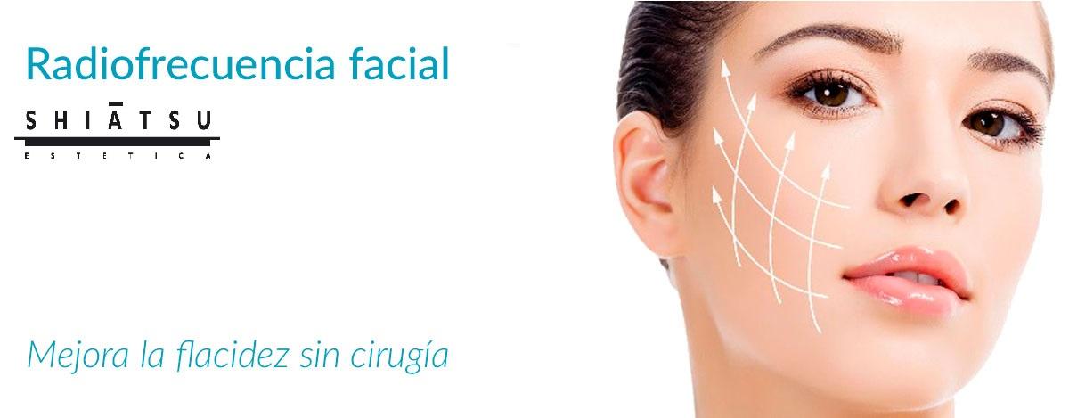 Radiofreqüència facial